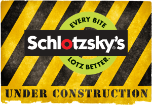 Schlotzsky's Under Construction